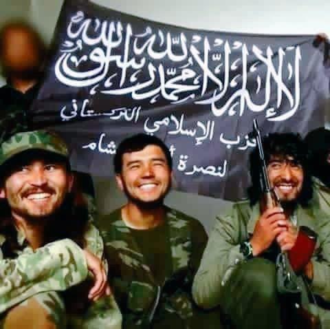 """""""الحزب الإسلامي التركستاني"""" من الصين إلى سوريا"""