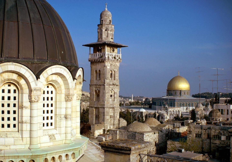 القدس أولاً