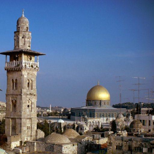 لا توجد ولن تكون هناك سيادة إسرائيلية على الحرم القدسي