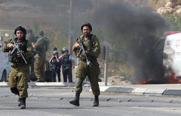 يسرائيل هيوم: إسرائيل تبلّغ المحكمة الجنائية الدولية في لاهاي بأنها لا تعترف بصلاحيتها في فتح تحقيق ضدها بشبهة ارتكاب جرائم حرب