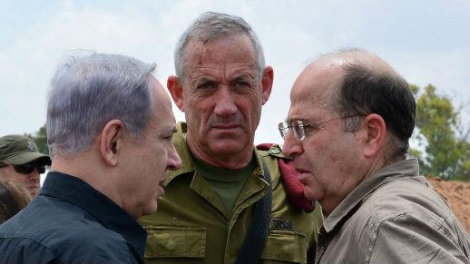 """المؤسسة الأمنية الإسرائيلية تناقش كيف يمكن هزم """"حماس"""""""