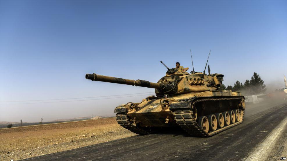 التحولات السورية ما بعد معركة جرابلس