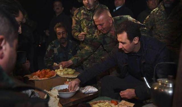 خط الصدع في الأزمة السورية