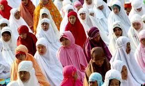 مظاهر الاحتفالات بعيد الأضحى في إندونسيا