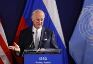 جولة جديدة من مفاوضات جنيف على خلفية تصعيد في دمشق وحماة