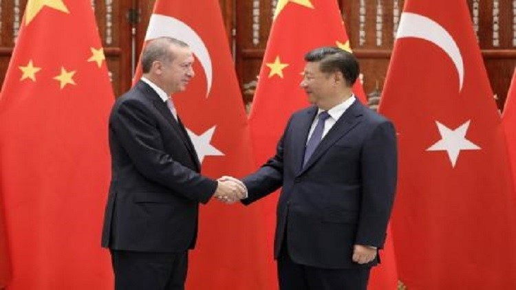 تركيا والصين تتفقان على تعميق التعاون في مكافحة الإرهاب