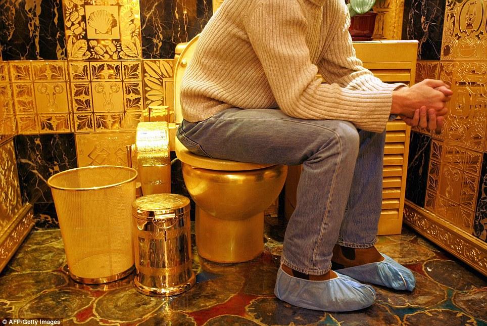 حمام من الذهب للجميع