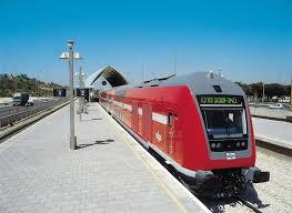 israeli-train