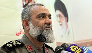 الجنرال محمد رضا نقدي إ