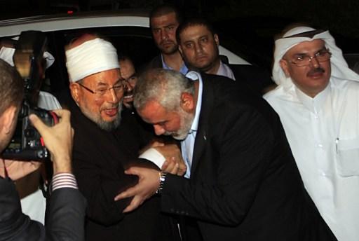 """""""حماس"""" تشارك في اجتماع كبير لقيادات """"الإخوان"""" في قطر"""