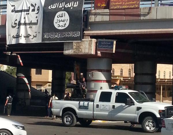 """""""داعش"""" محاصر في مناطق منفصلة في سوريا"""