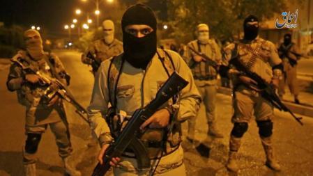 هزيمة الجماعات الإرهابية