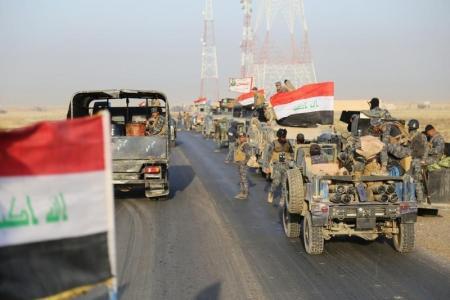 """""""داعش"""" يستخدم المدنيين دروعاً بشرية مع اقتراب القوات العراقية من الموصل"""