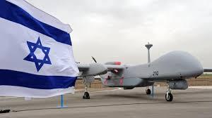 إسقاط طائرة بدون طيار اخترقت المجال الجوي الإسرائيلي