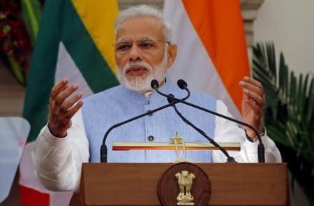 نتنياهو: التحالف بين إسرائيل والهند تعزز كثيراً بعد زيارة مودي