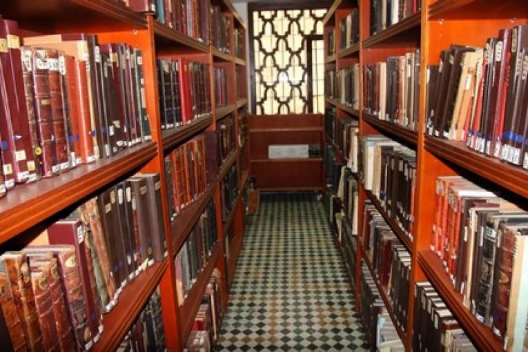 ترميم «أقدم مكتبة» في العالم
