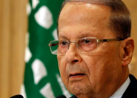 عون: عدد من الدول خاصة فرنسا ترغب في مساعدة لبنان