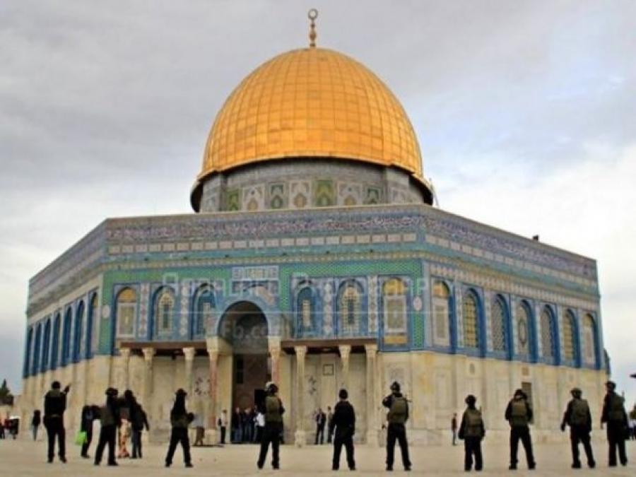 حل أزمة السفارة في عمان سرّع حل الأزمة في المسجد الأقصى