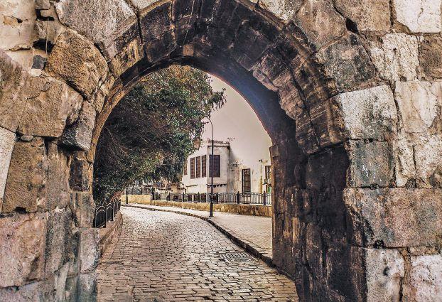 حقب من تاريخ دمشق … من الفتح الإسلامي إلى سايكس – بيكو