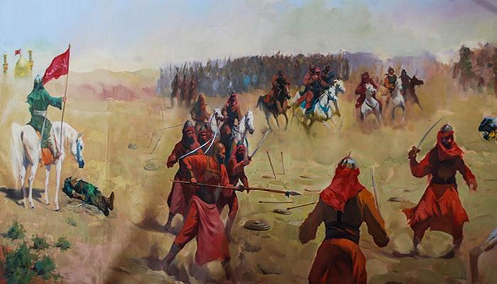 الثورات في التاريخ الإسلامي