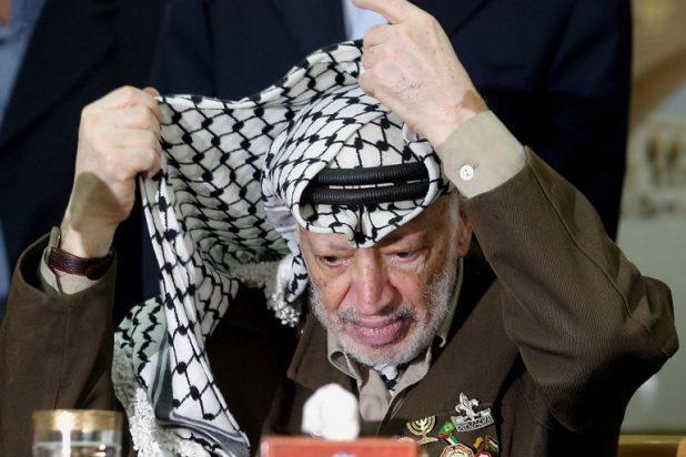 ياسر عرفات في أعين الإسرائليين