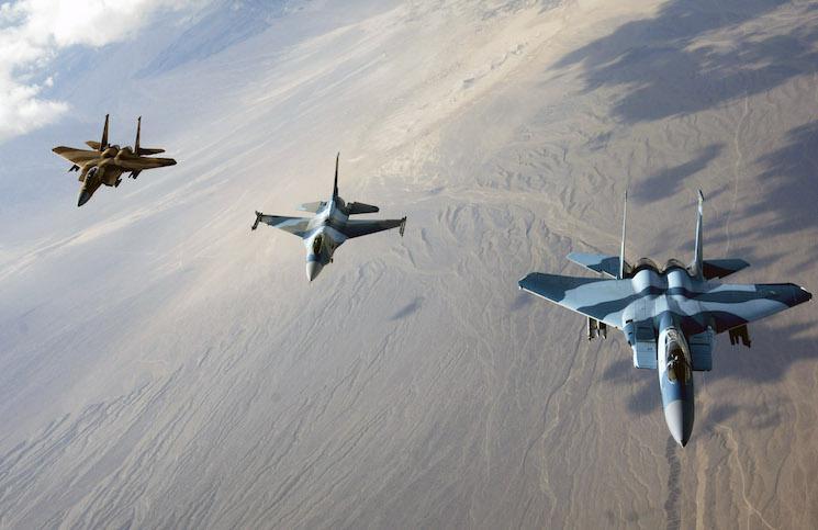 واشنطن توافق على بيع طائرات حربية نوعية إلى قطر والكويت
