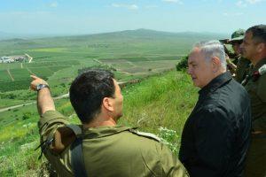 في ضوء التوتر المتصاعد مع إيران، نتنياهو يعمل للدفع قدماً بمشروع دفاعي جوي