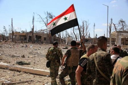 الحرب على سوريا والتحولات الكبرى