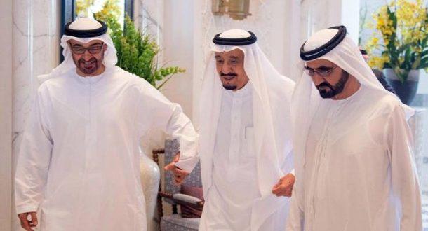 قمة بين سلمان وبن زايد في أبوظبي لتنسيق المواقف