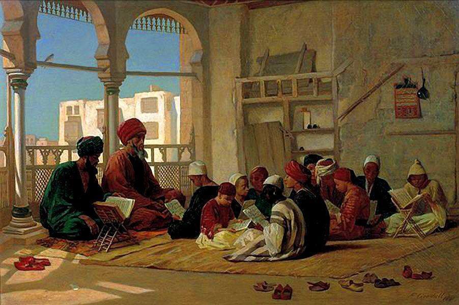 """""""أوروبا والإسلام"""" للإمام عبد الحليم محمود"""