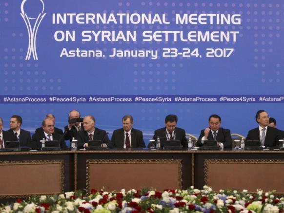 فشل الجولة الخامسة من مفاوضات جنيف السورية