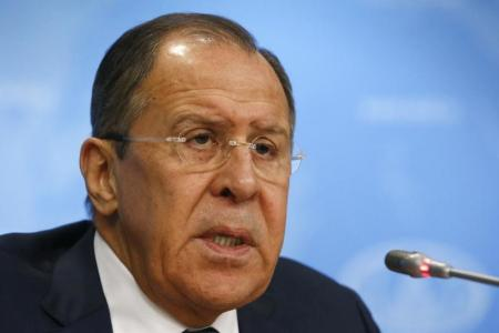 وزيرا الخارجية الروسي والتركي يبحثان الأزمة السورية وقضايا أخرى