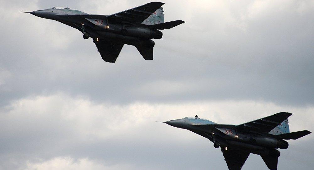 «احتكاك» روسي – أميركي في أجواء البلطيق