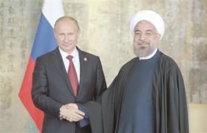 قيود روسية على وجود إيران العسكري في سوريا