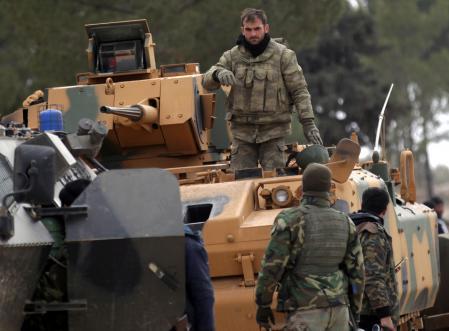 الجيش التركي سيبقي انتشاره العسكري في شمال سوريا