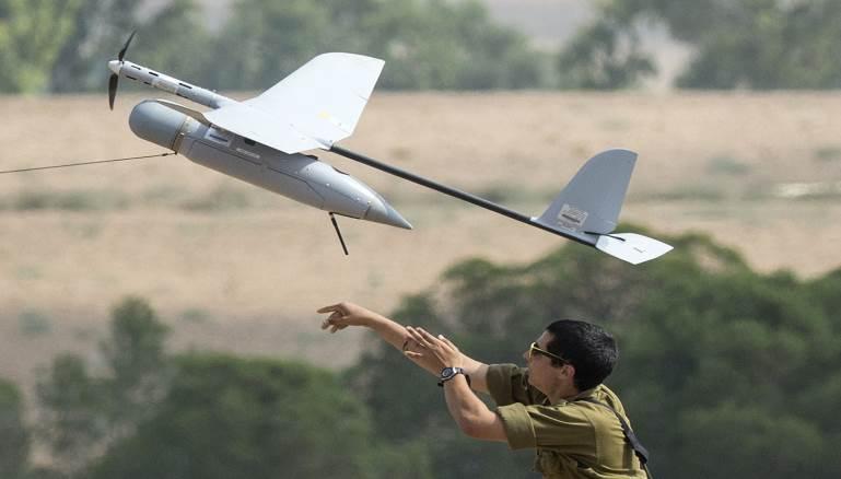 طائرة بدون طيار جديدة تدخل الخدمة القتالية في سلاح الجو الإسرائيلي