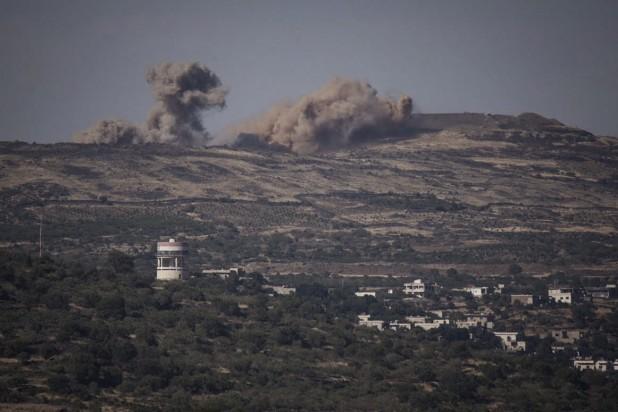 """سورية: """"خطوط حمراء"""" إسرائيلية في مواجهة مواقع إيرانية"""