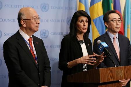 واشنطن: علينا العمل على إخراج إيران من سوريا