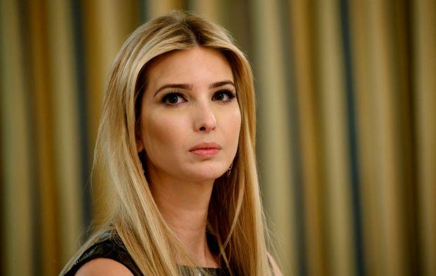 إيفانكا ترامب موظفة بلا أجر في البيت الأبيض