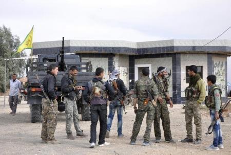 روسيا تبرم اتفاقاً مع الكرد لإقامة قاعدة عسكرية في عفرين