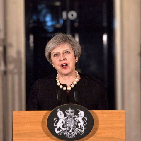 الإرهاب يستهدف بريطانيا