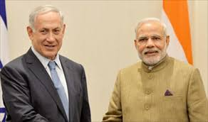 تعزيز العلاقات الثنائية بين الهند وإسرائيل