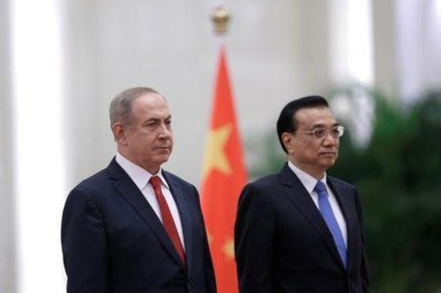 """الشراكة """"الابتكارية"""" بين إسرائيل والصين"""