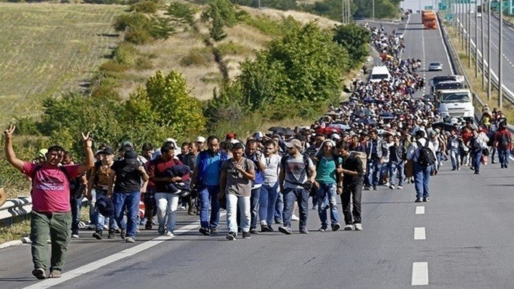 واجب المجتمع الدولي نحو اللاجئين في الشرق الأوسط