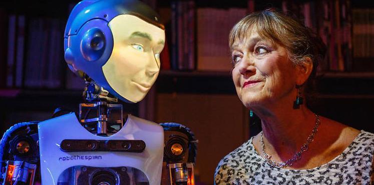 دراسة: الإنسان الآلي سيأخذ 30% من الوظائف في بريطانيا