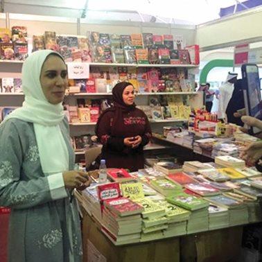معرض كتاب الرياض: طغيان الرواية.. وغلاء الإيجارات
