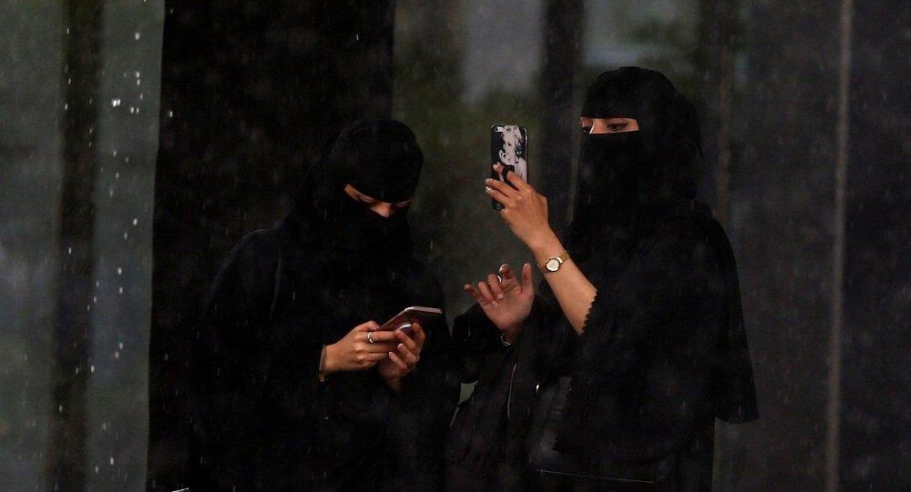 أميرة سعودية تفاجئ نساء المملكة