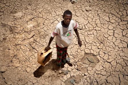 الجوع يقتل 26 شخصاً في الصومال
