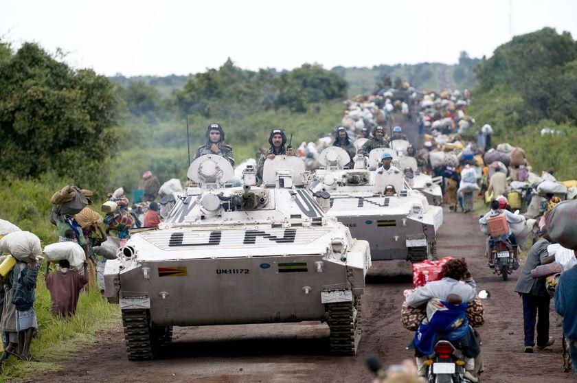 واشنطن تعد بمراجعة جدية لمهمات حفظ السلام الدولية