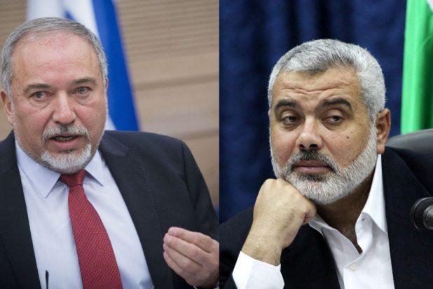 """ليبرمان: لا يوجد أي تغيير في سياسة إسرائيل تجاه """"حماس"""""""